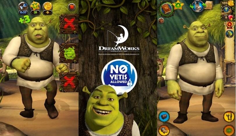 Pocket Shrek