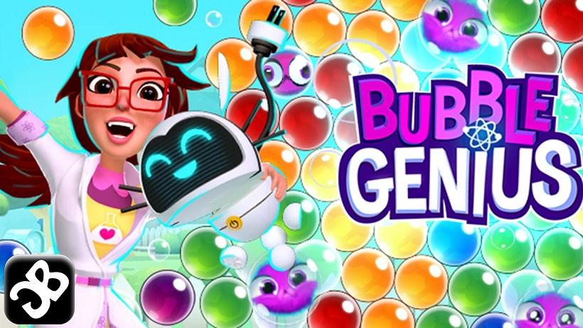 bubble genius hat viele neue levels erhalten kostenlose spiele apps. Black Bedroom Furniture Sets. Home Design Ideas