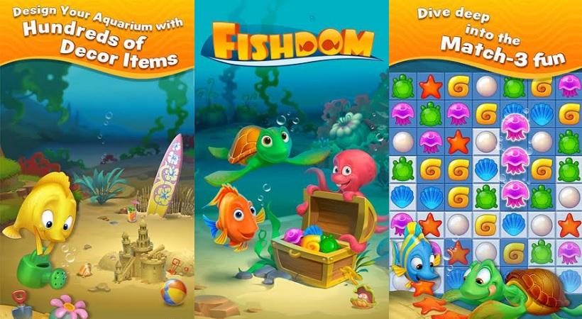 Fishdome Spielen