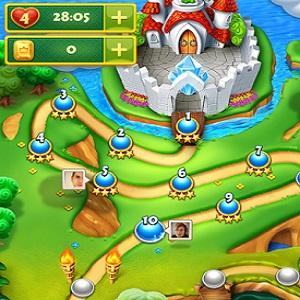 King Apps Spiele