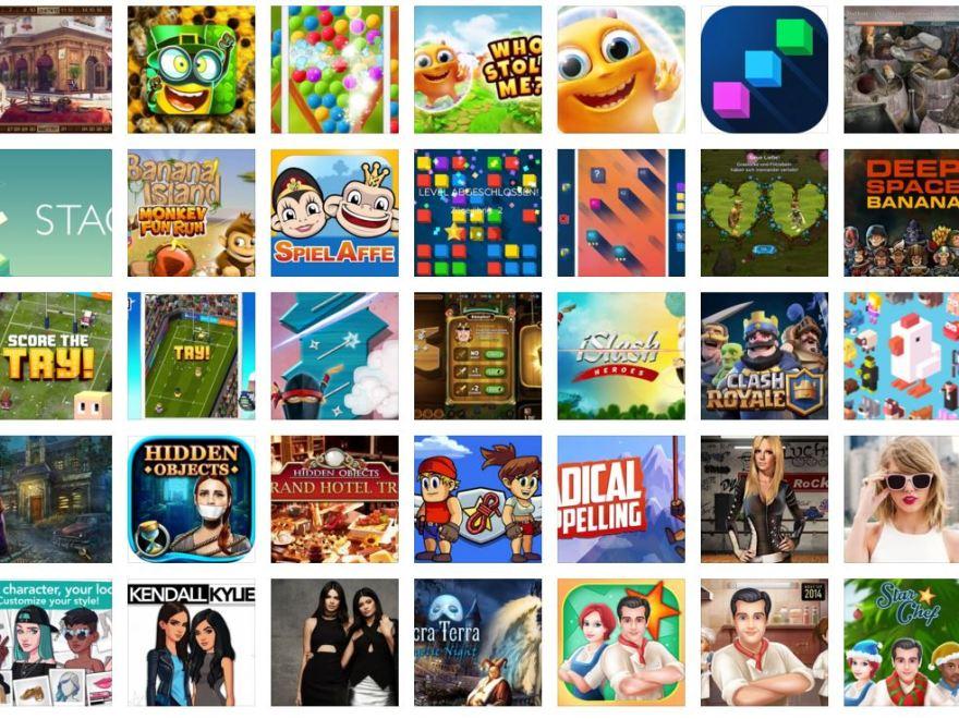 die besten mobilen Games