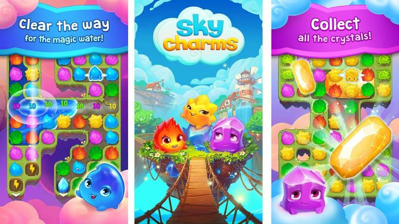Sky Charms