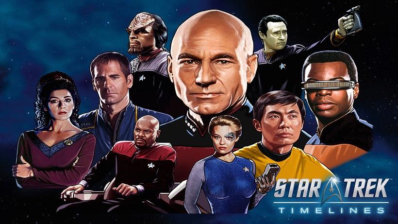 Star Trek Timelines kostenlos spielen