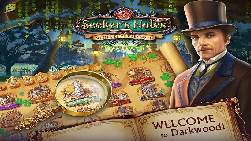 Das beste Wimmelbildspiel: Seekers Notes