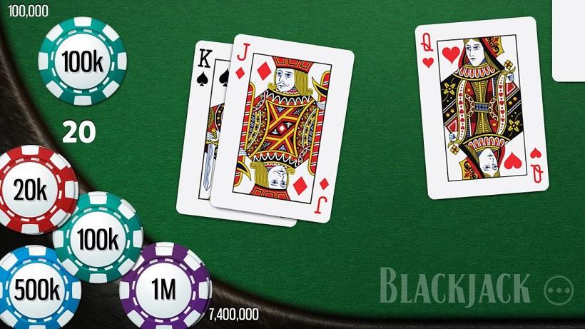 Blackjack ist schnell zu erlernen