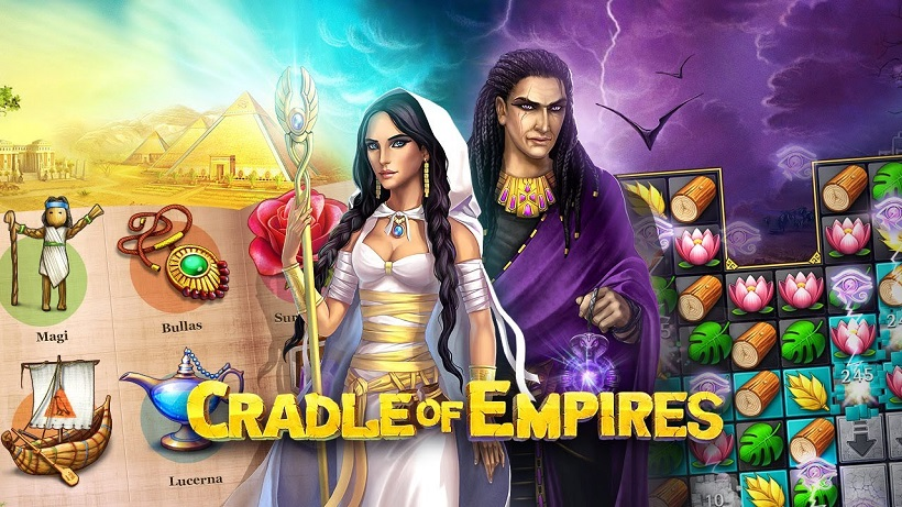 Cradle of Empires startet ein neues Event