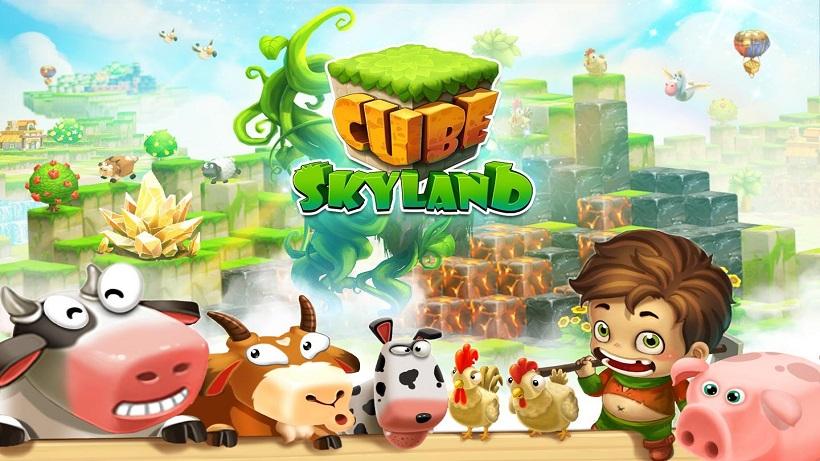 Cube Skyland Farm Craft