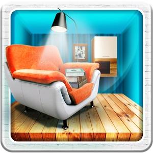 Wimmelspiel Wohnzimmer