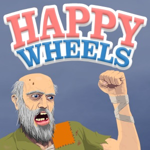 spielen es happy wheels