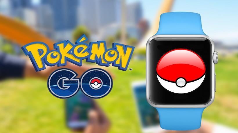 Pokémon GO für die Apple Watch