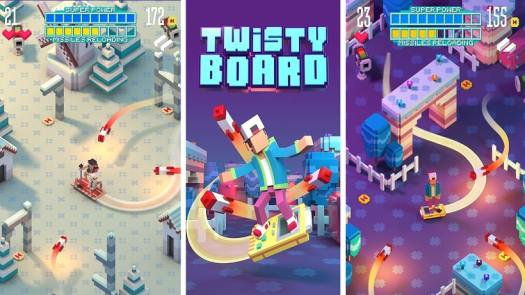 Twisty Board kostenlos spielen