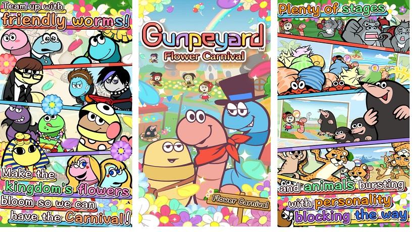 Gunpeyard Flower Carnival