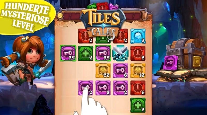 Tiles & Tales