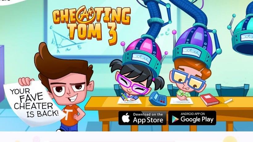 Tom schummelt 3 - Genieschule