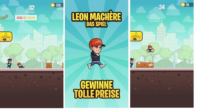 Leon Machère - Das Spiel