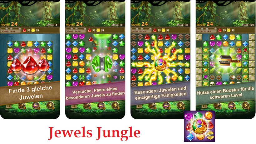 Jewels Jungle
