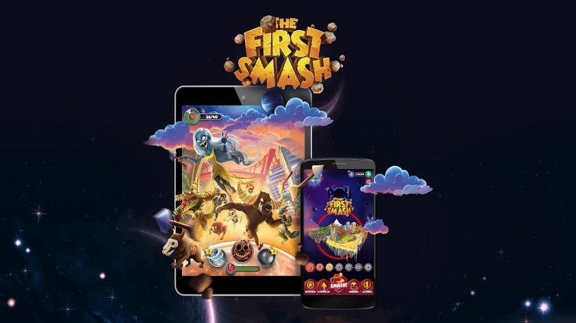POU The First Smash