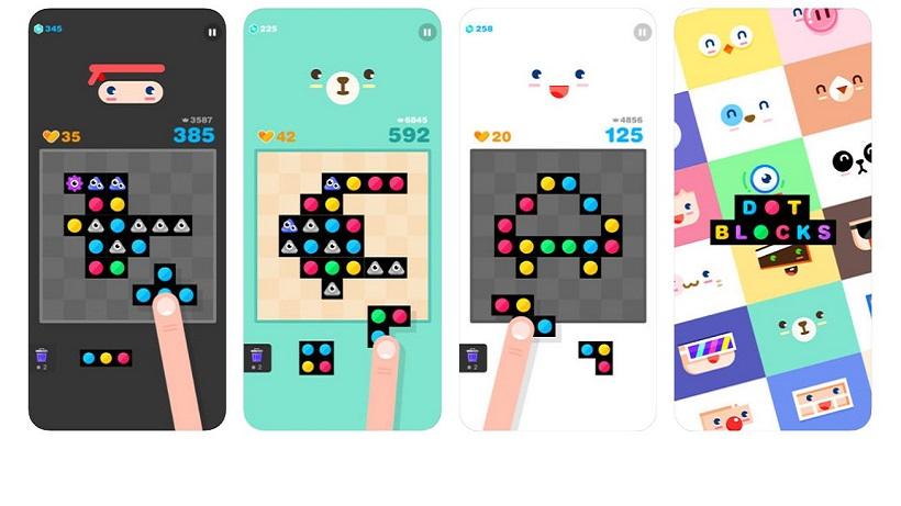 Block Dots