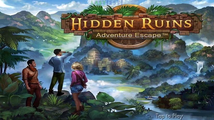 Adventure Escape Hidden Ruins