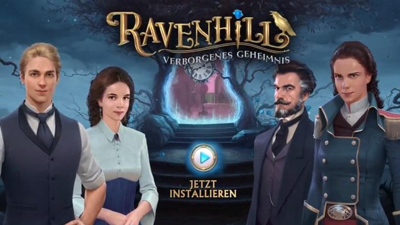 Ravenhill - Verborgenes Geheimnis