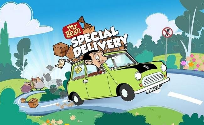 Mr Bean - Special Delivery