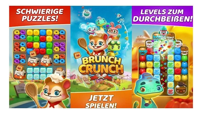 Brunch Crunch Buddy Blast
