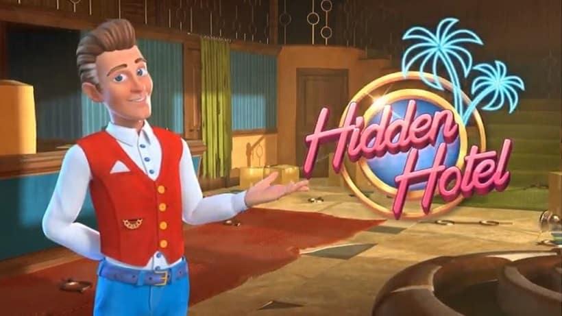 Hidden Hotel hat ein neues Zimmer erhalten!