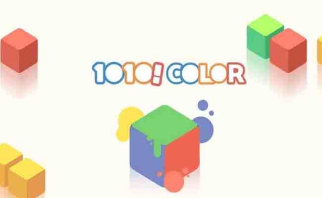 1010! Color