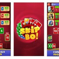 Spielt hier den coolen Kartenklassiker Skip-Bo kostenlos!