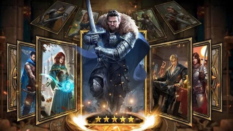 King of Avalon - Dragon Warfare