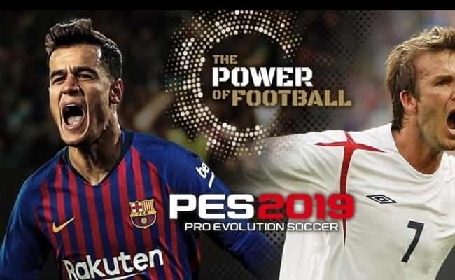 PES 2019 Pro Evolution Soccer (Credit: Konami)