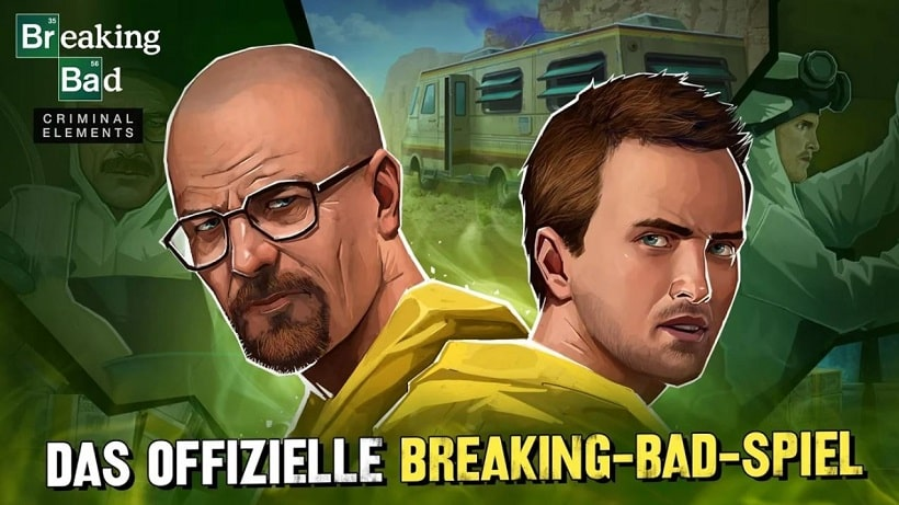 Breaking Bad - Criminal Elements
