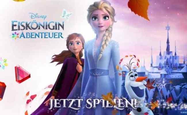 Disney Eiskönigin-Abenteuer