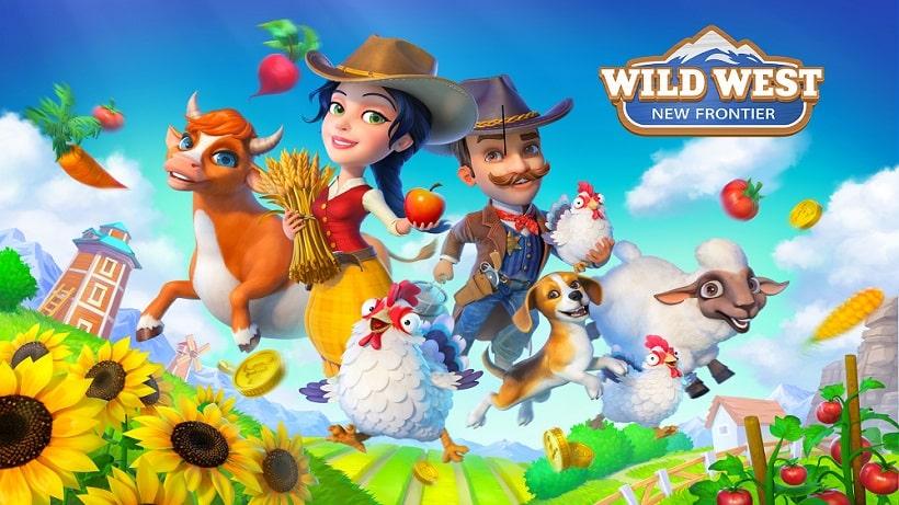 Wild West - New Frontier