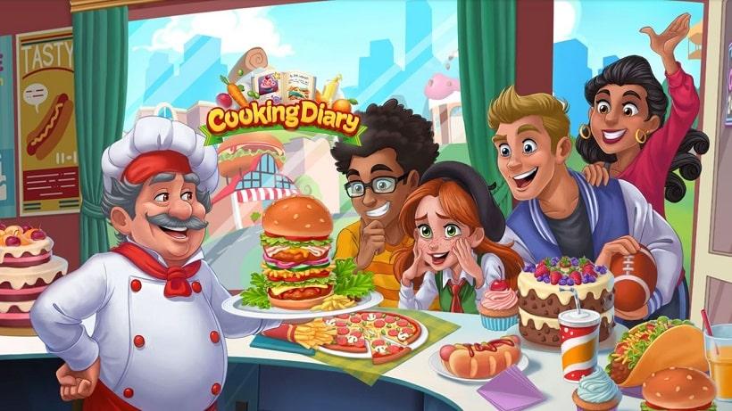 Cooking Diary gibt es hier kostenlos für iOS und Android