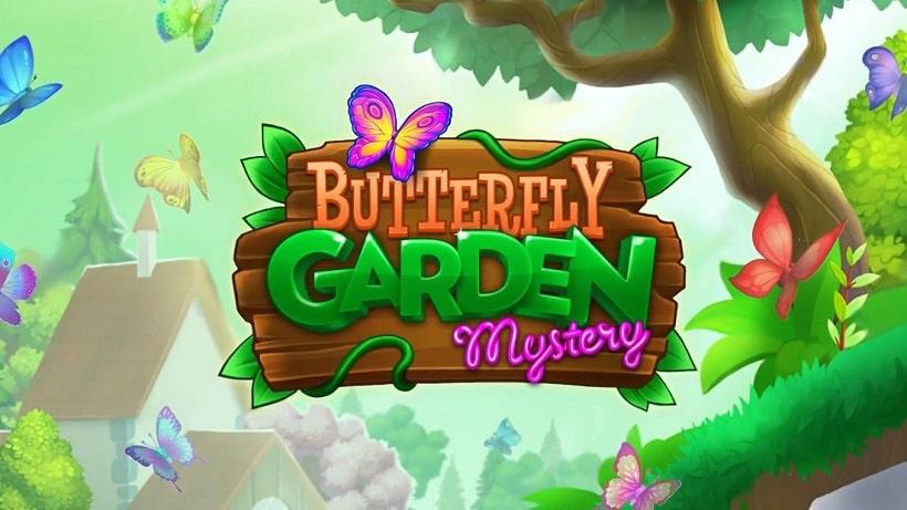 Butterfly Garden Mystery