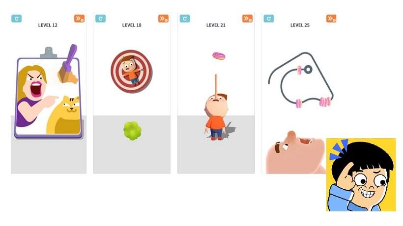 Brain Puzzle - 3D Games