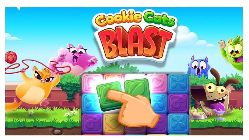Cookie Cats Blast