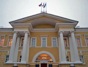 мэрия Костромы здание