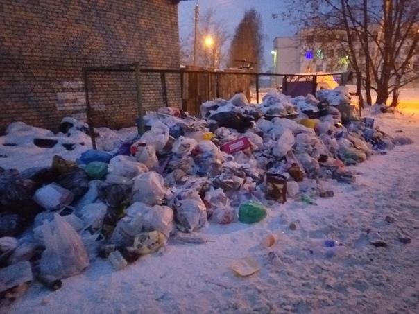 ВК ЧП Кострома мусор