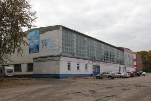 Стадион Спартак в Костроме