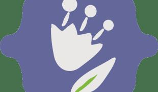 kwiatek - logo Kostromy