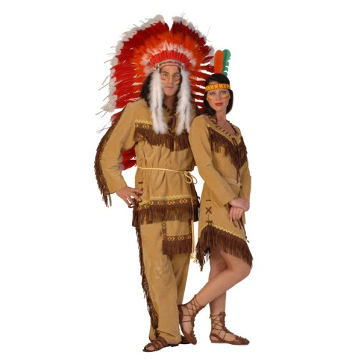 indiaan duo