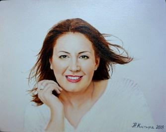 портрет по фото мини