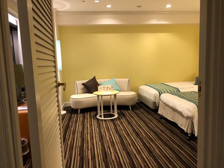 第一ホテル東京シーフォートの部屋