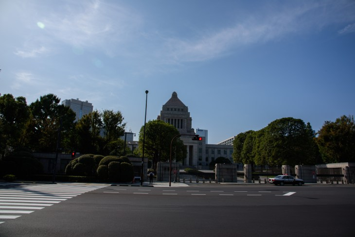 国会議事堂前交差点