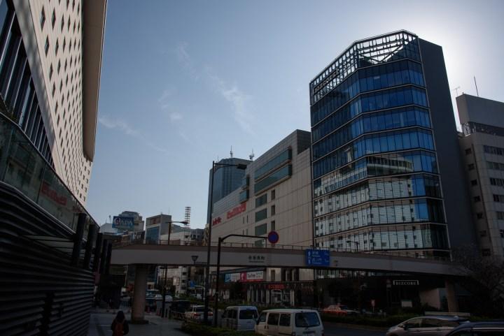 赤坂見附のビックカメラ