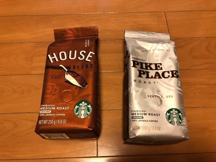 スターバックス コーヒー豆