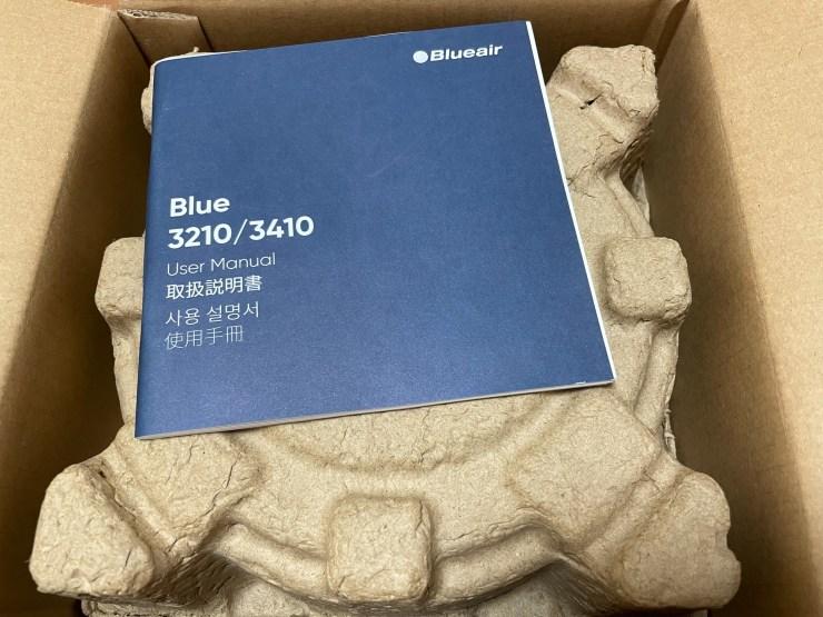Blueair Blue 3210