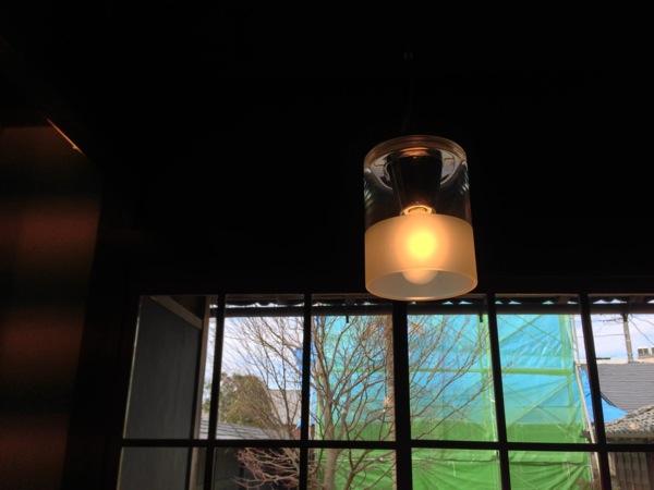 カフェしえと電球